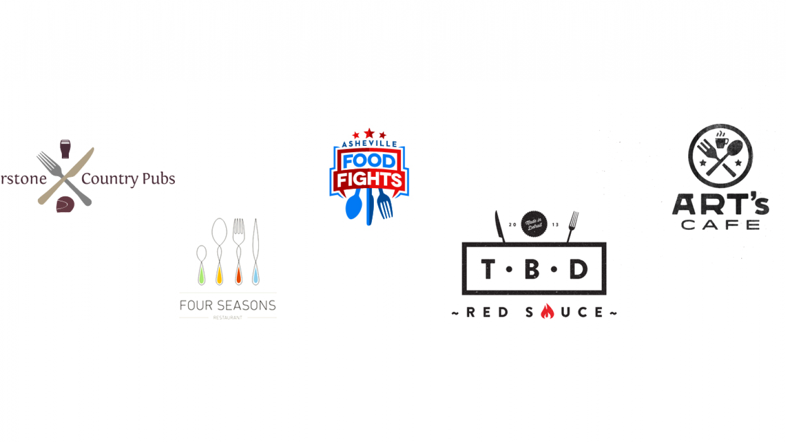 Logo Design: More Cutlery