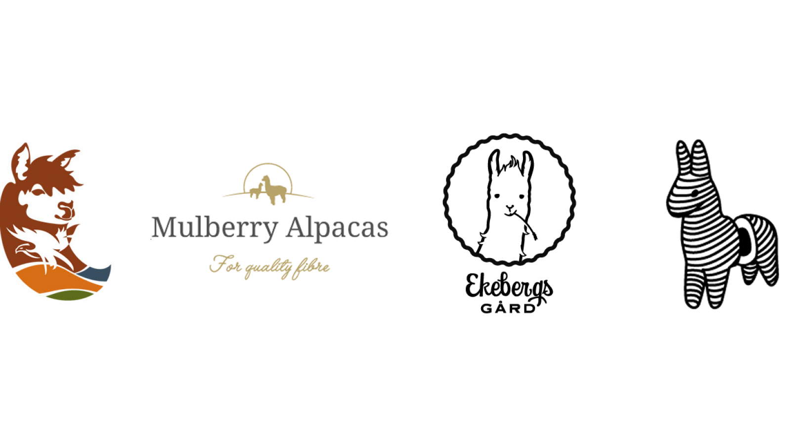 Logo Design: Llamas and Alpacas