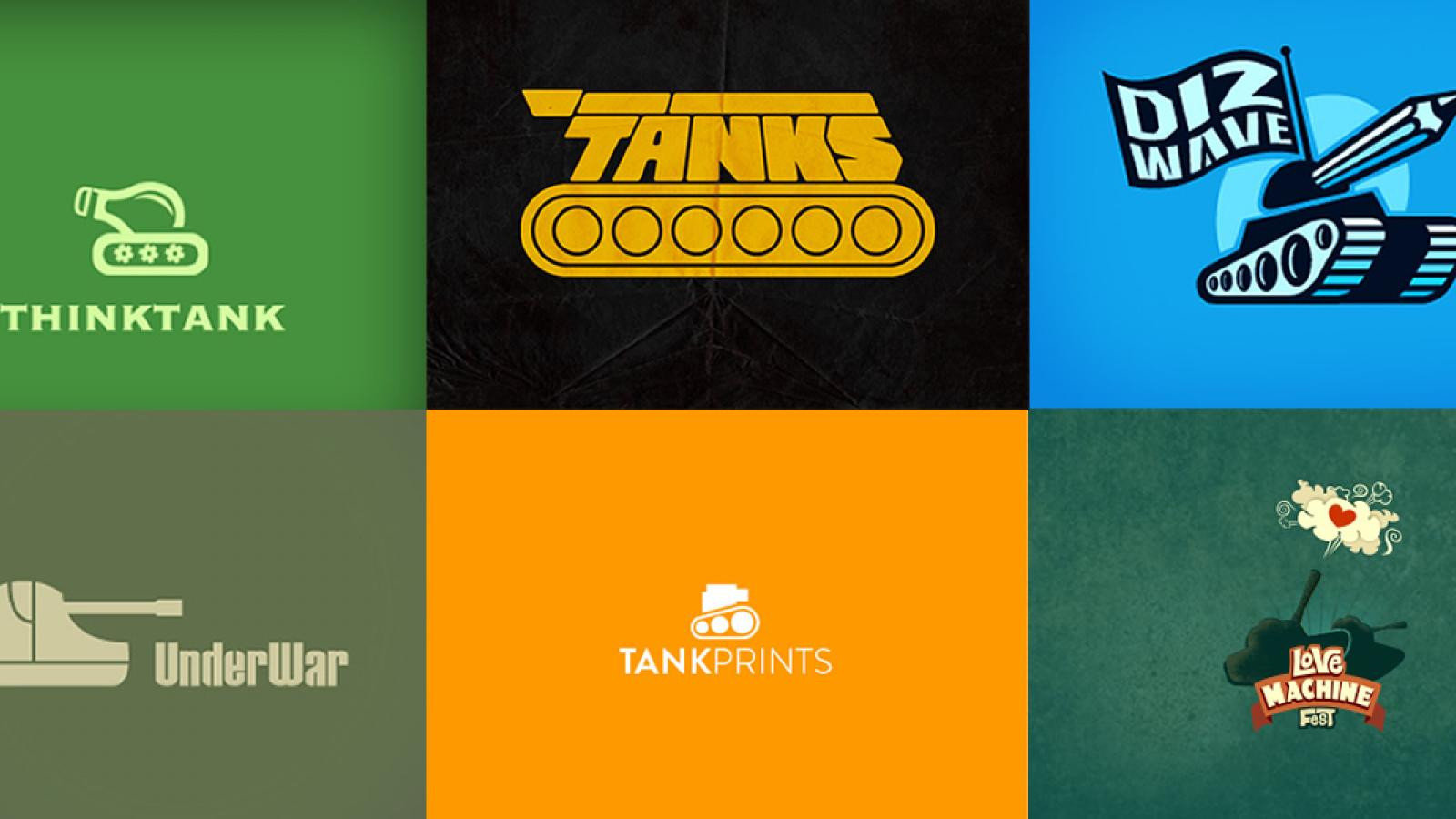 Logo Design: Tanks