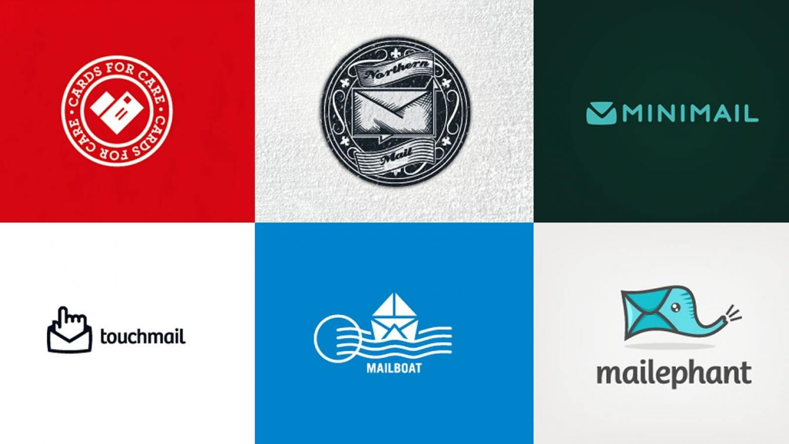 Logo Design: Mail