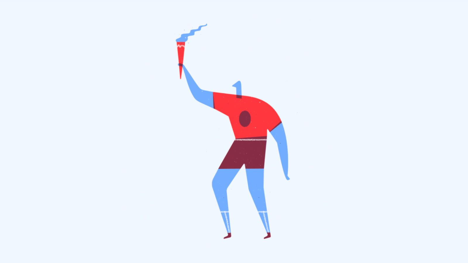 Motion Design and Illustration: Loopy by MUTI