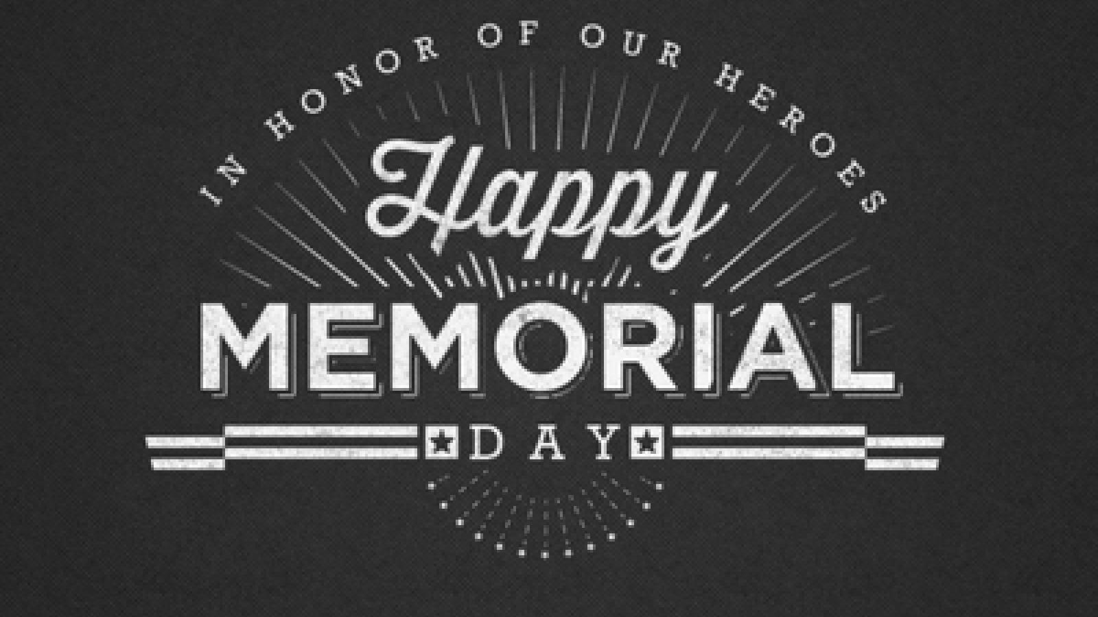 Memorial Day Illustrations