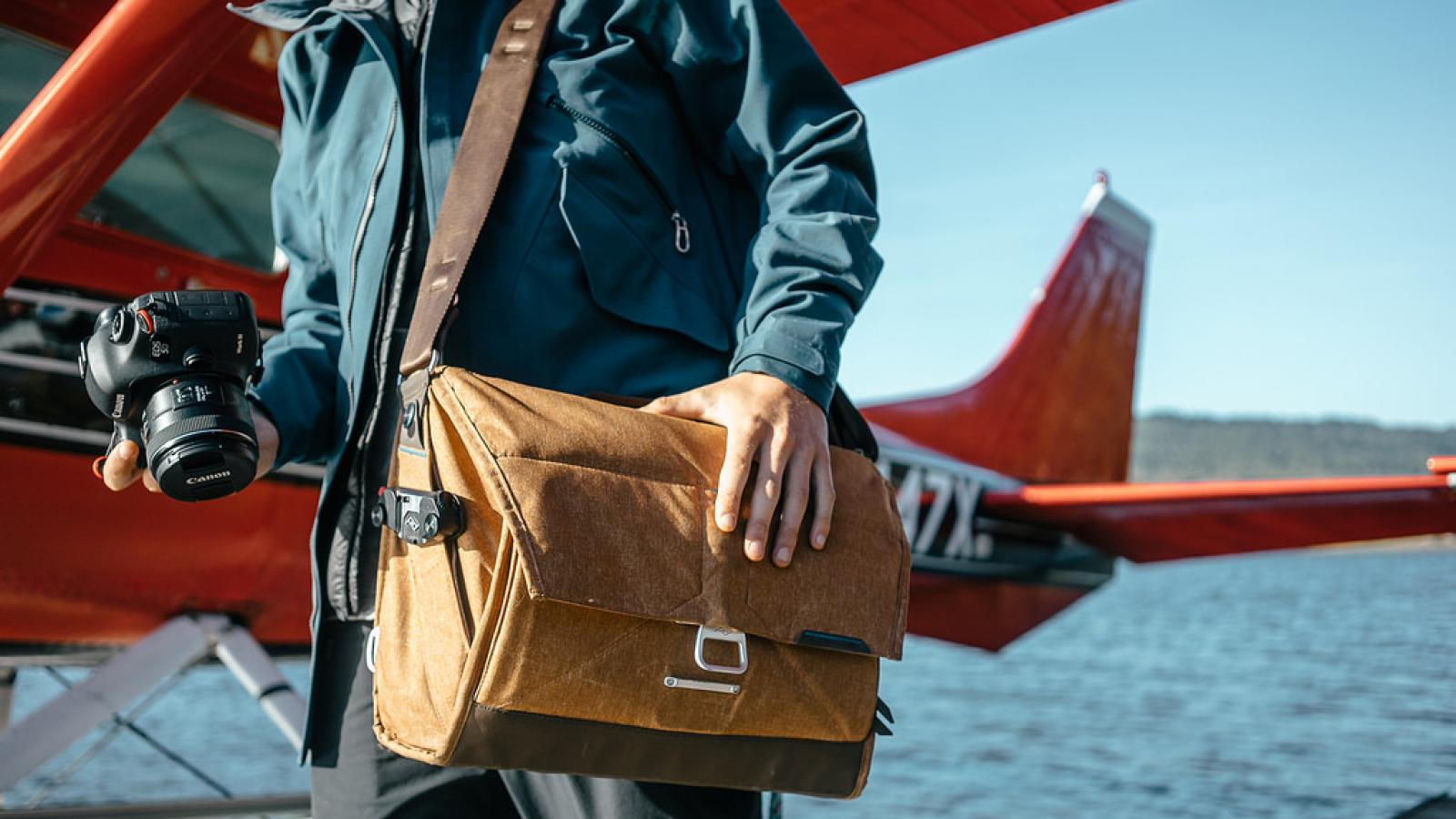 Giveaway: The Everyday Messenger Bag by Peak Design