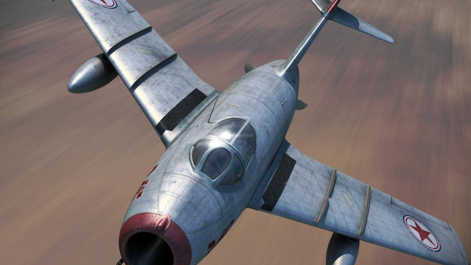 Splendid 3D Fighter Jets by Anders Lejczak