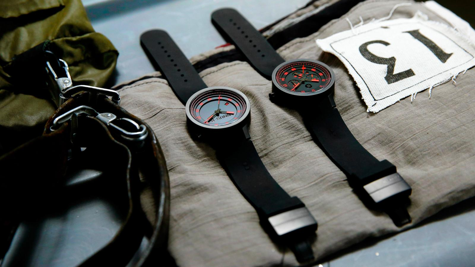 Product Design Process: MINUS-8 Watches