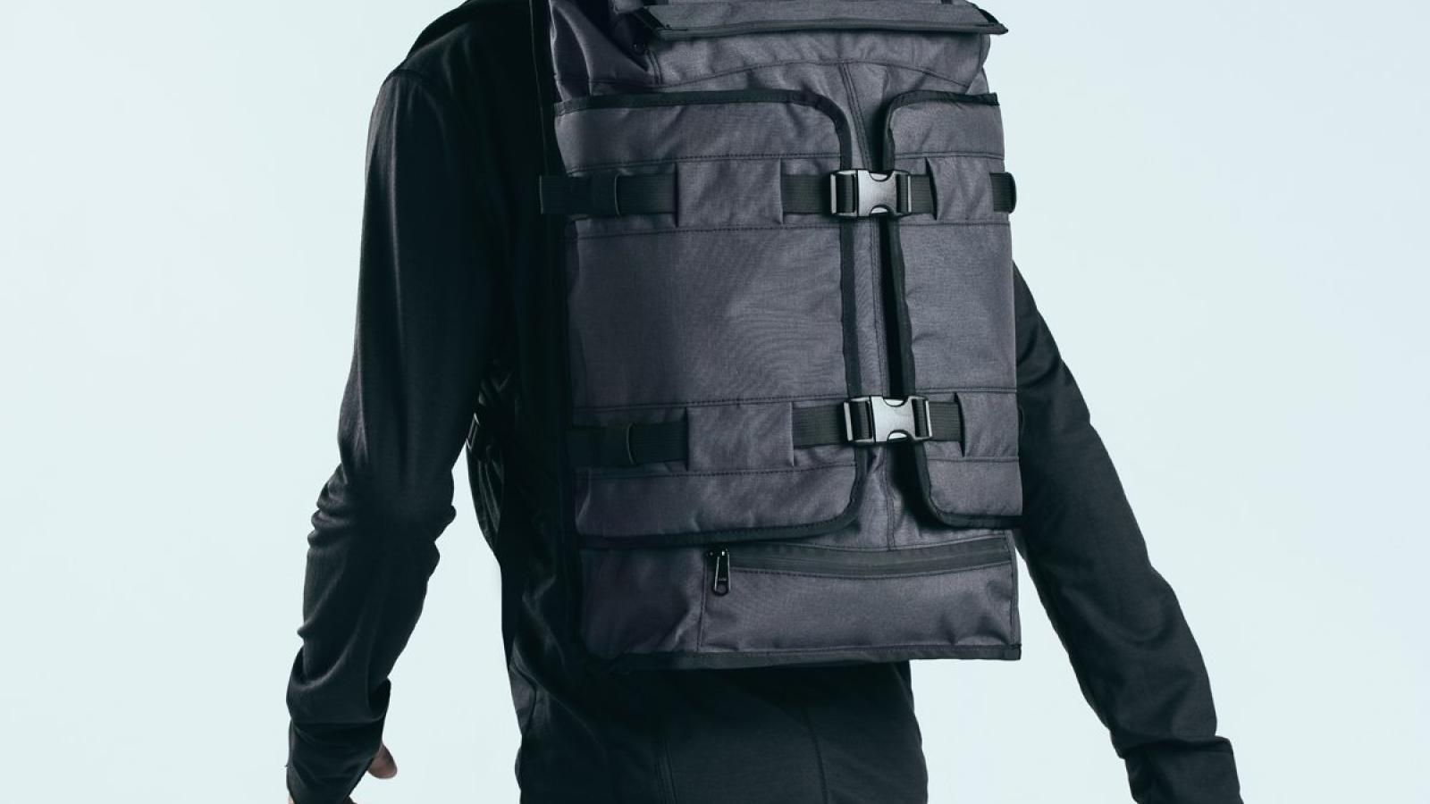 Introducing the Mission Workshop Rhake, the Weatherproof Laptop Backpack