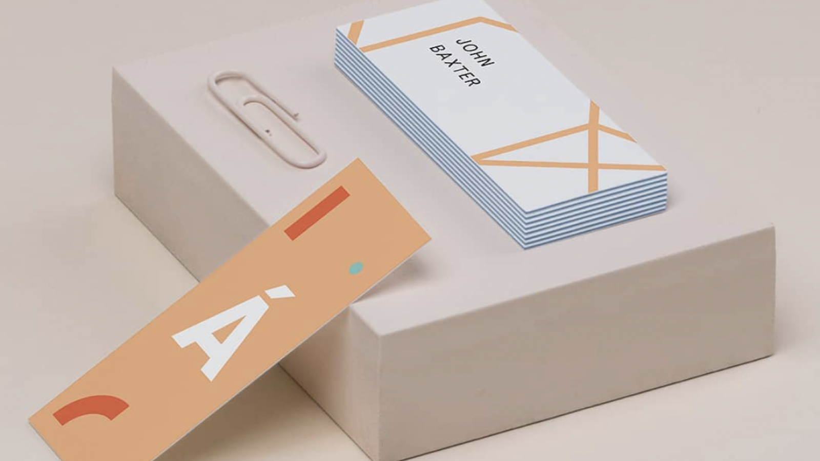 Super Elegant Business Card Designs Printed by MOO