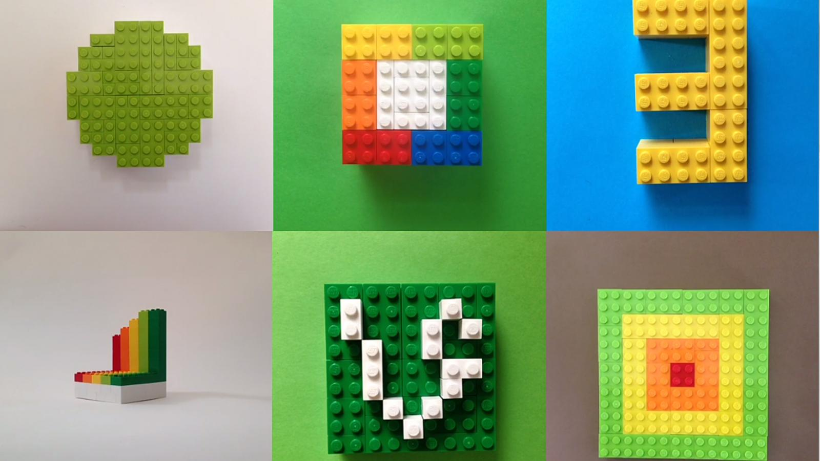 Lego Vines Project by Mark Weaver