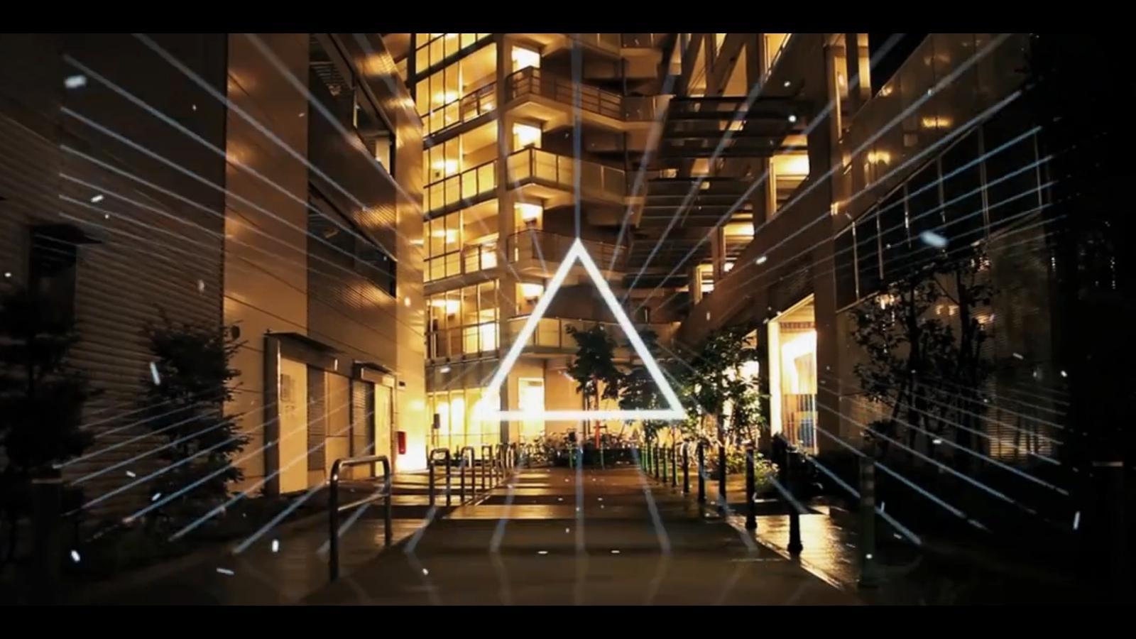 Night Stroll Beautiful Motion Design Enchanting Night Stroll Tao Tajima