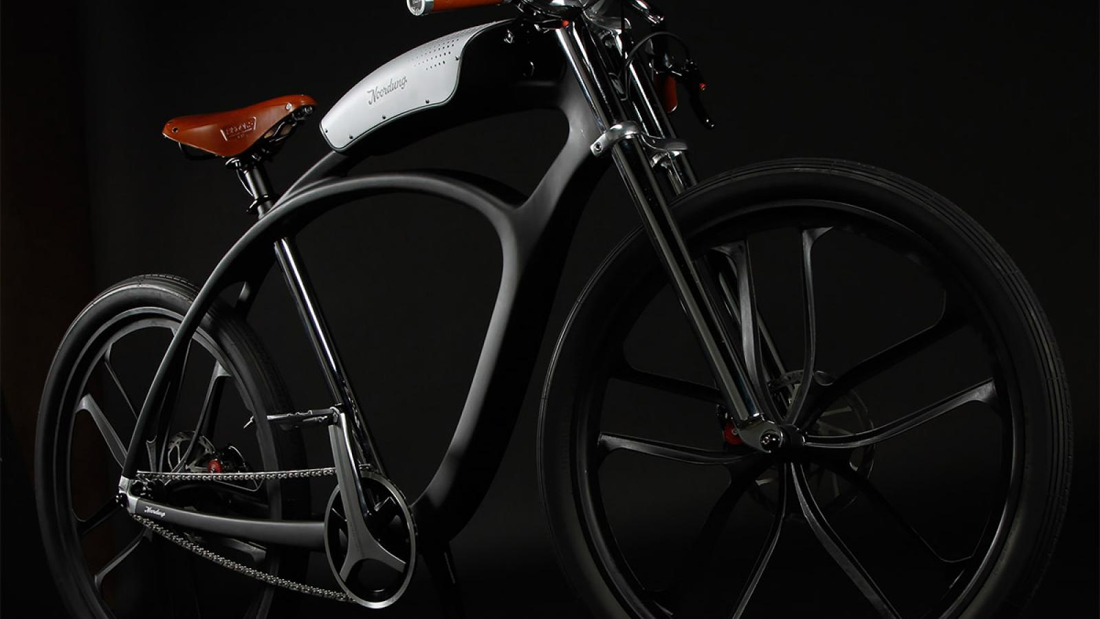 Industrial Design: Noordung Electric Bike