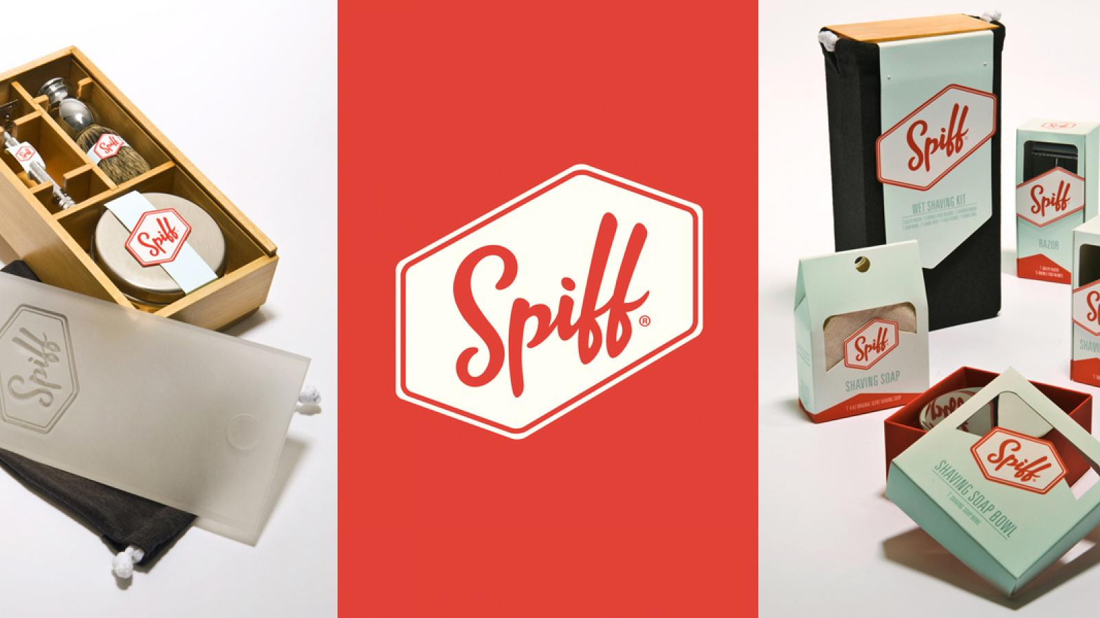 Spiff Branding & Identity by Oliver Lo