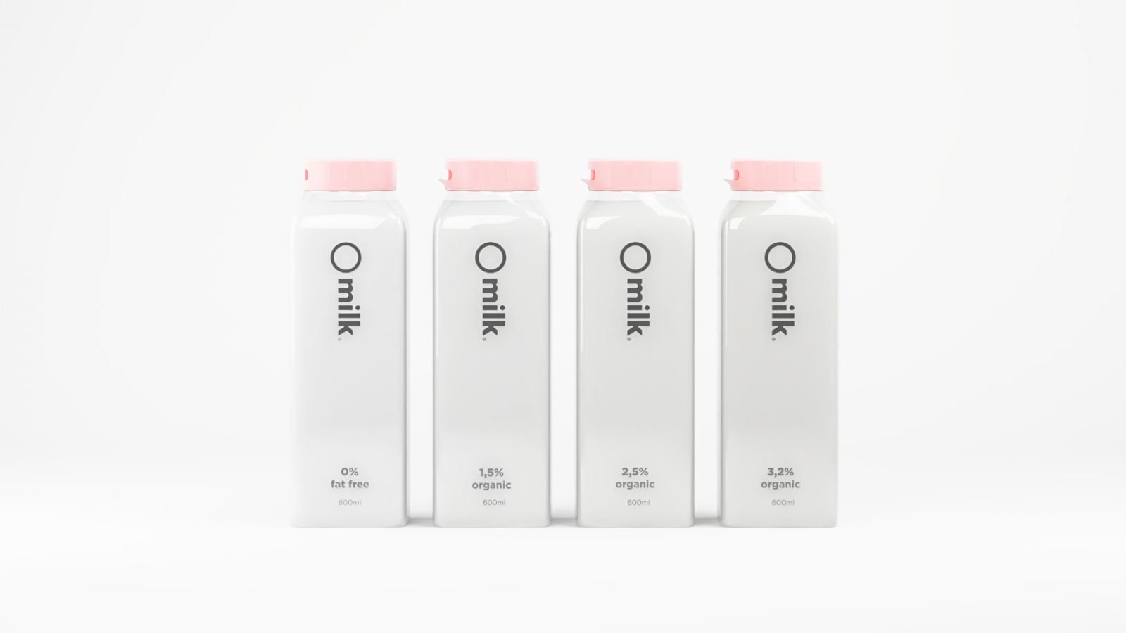 Branding and Packaging Design: Milk