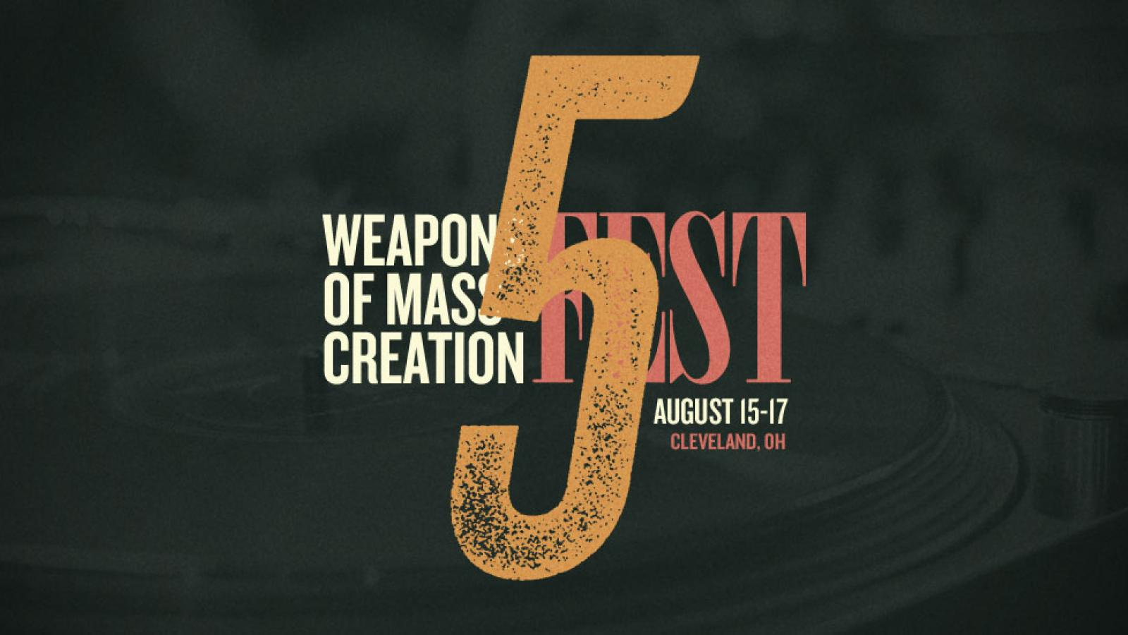 WMC Fest 2014: 3 Days that Will Change your Life