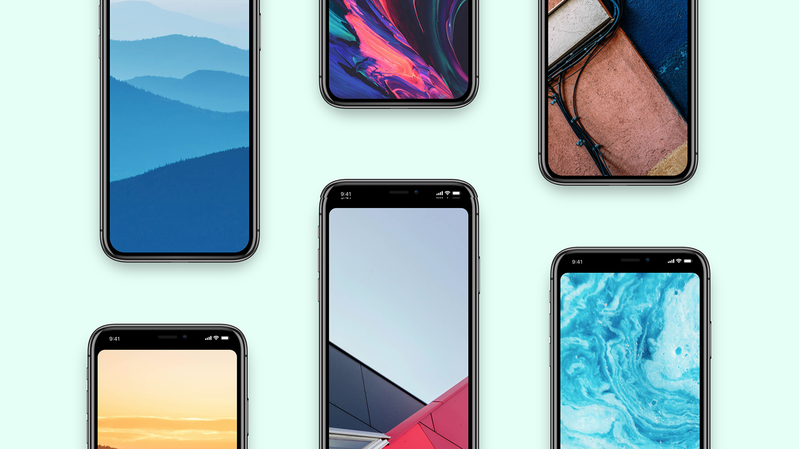 Wallpaper Of The Week Notchless Hide Notch On Your IPhone X