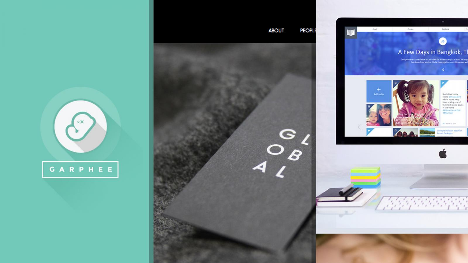 Sites of the Week: Global, Montage, Solidarium and more