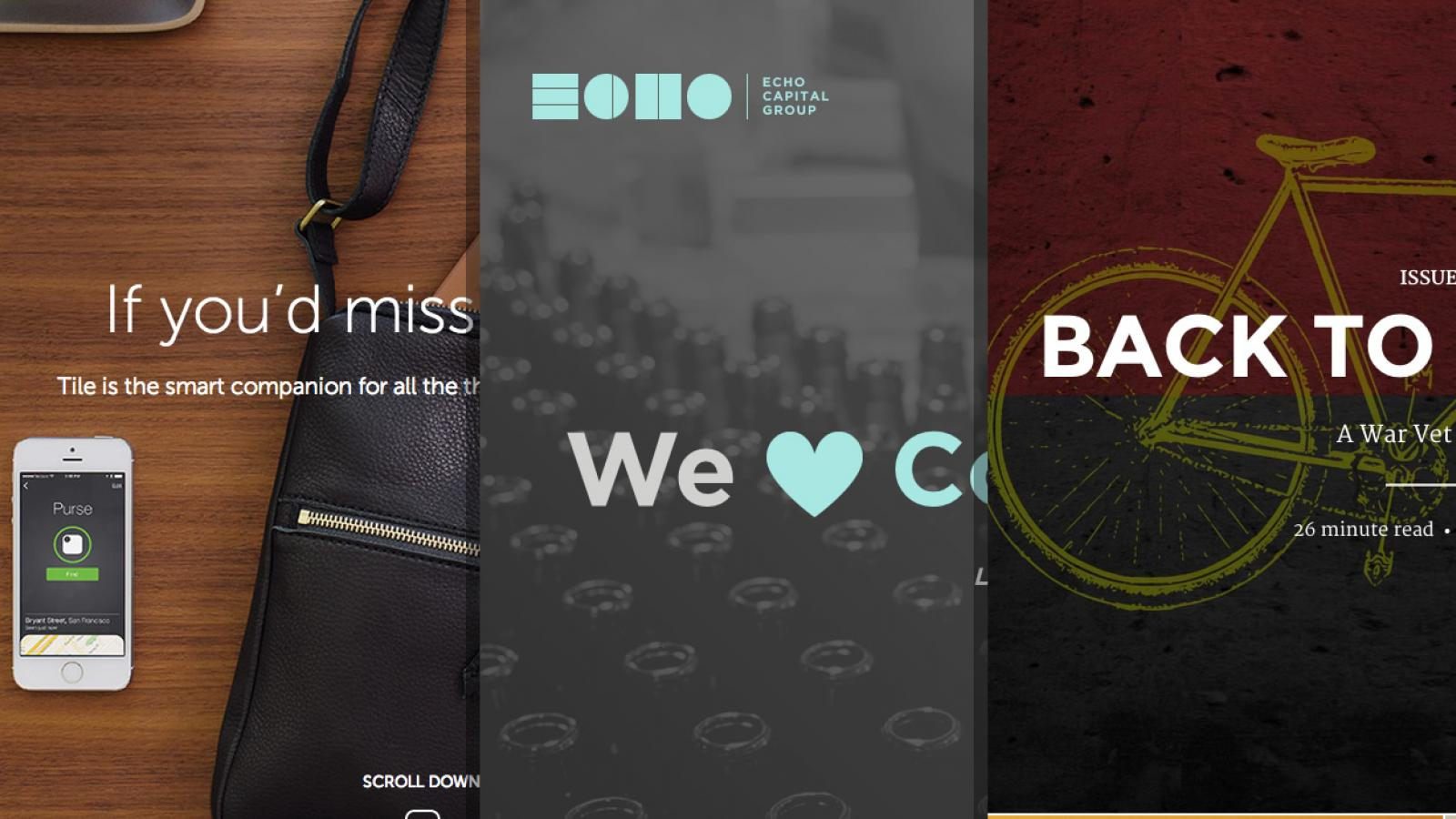 Sites of the Week: TOWA, Tile, Compass Cultura and more