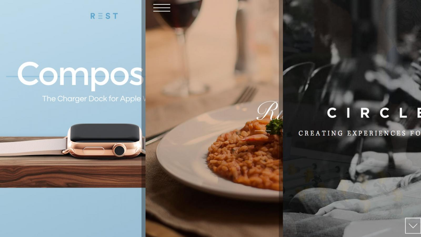 Sites of the Week: MASHVP, Circles Co., Rest and more
