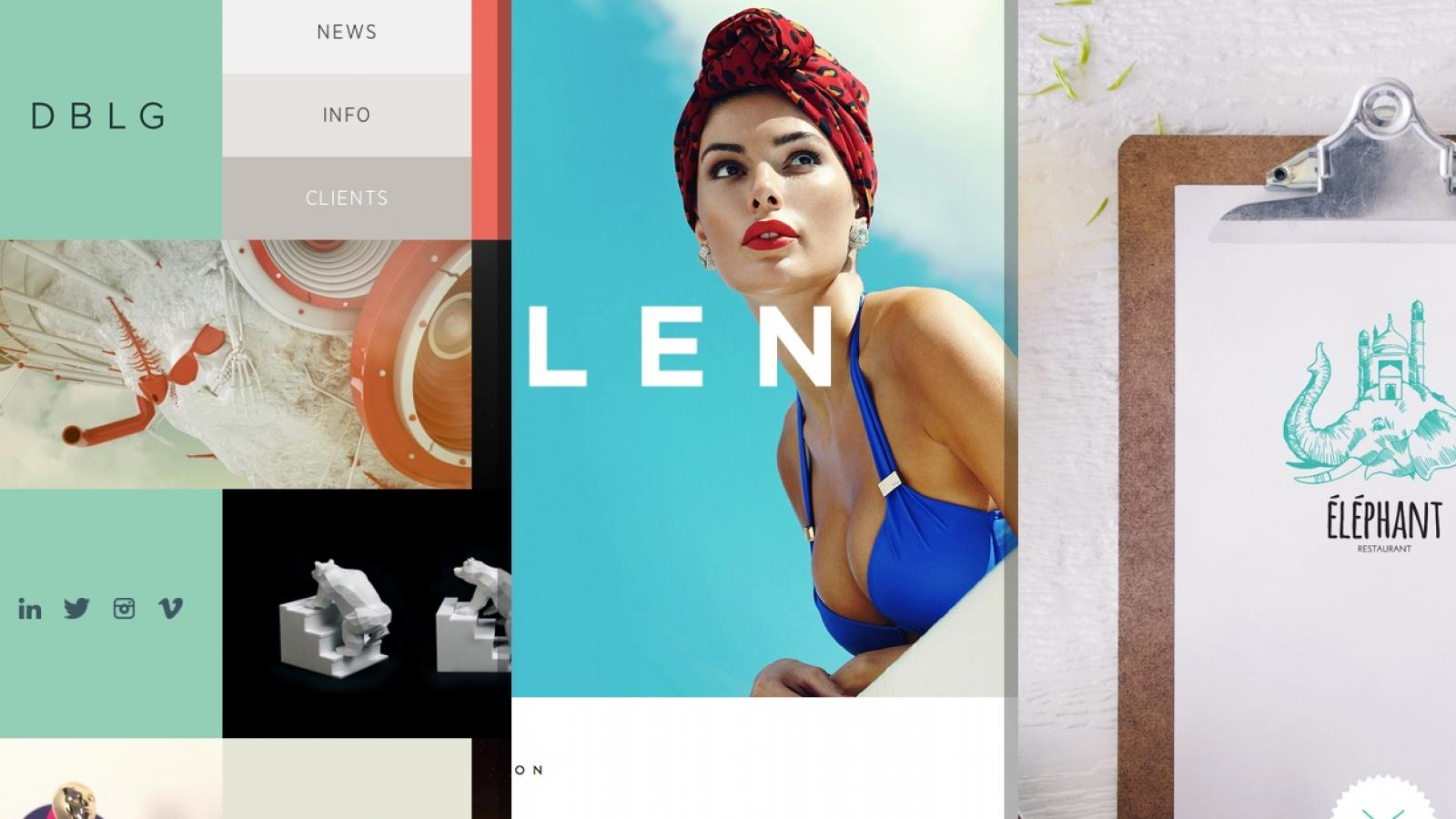 Sites of the Week: Pollen, Éléphant, Shyp and more