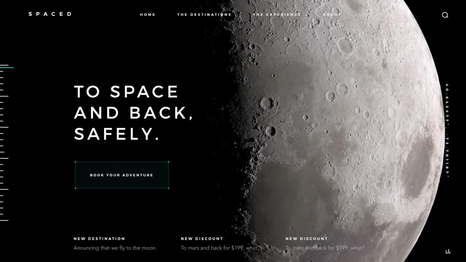 #SPACEDChallenge: Best Design to win a MacBook Pro