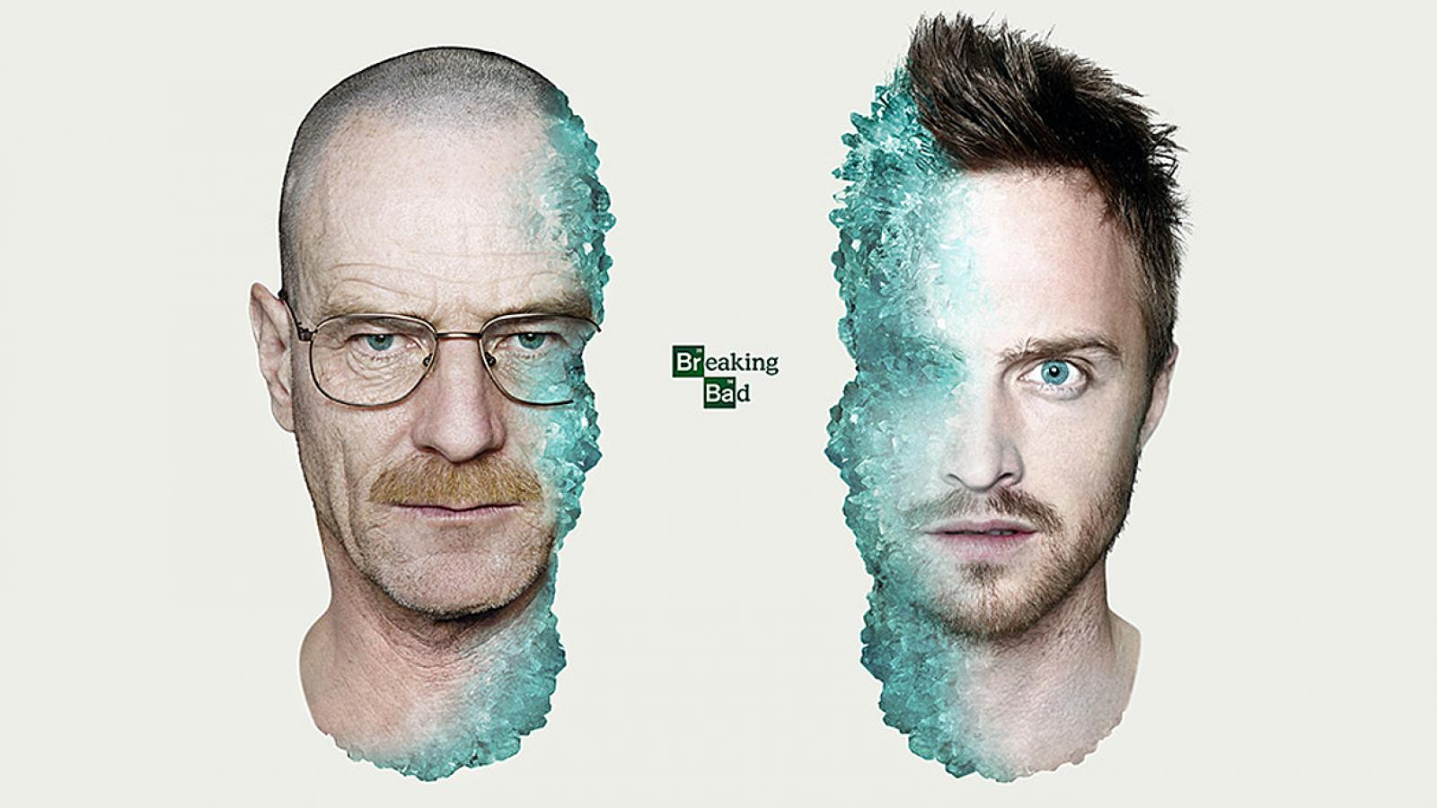 AMC Breaking Bad Posters by Shelby White