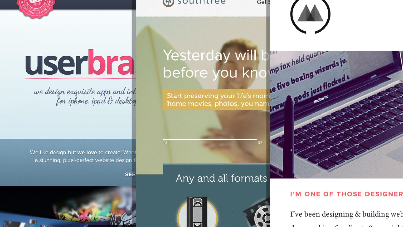 Sites of the Week Giveaway: 3 premium WordPress themes from ThemeFuse