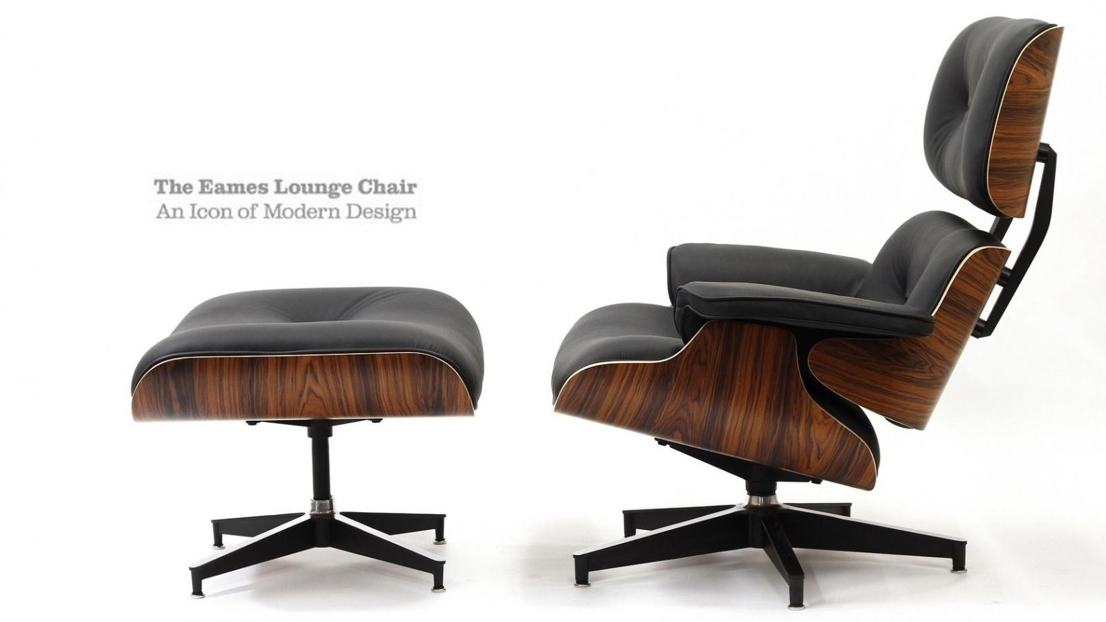 The Eames Lounge Chair: An Icon of Modern Design - Book