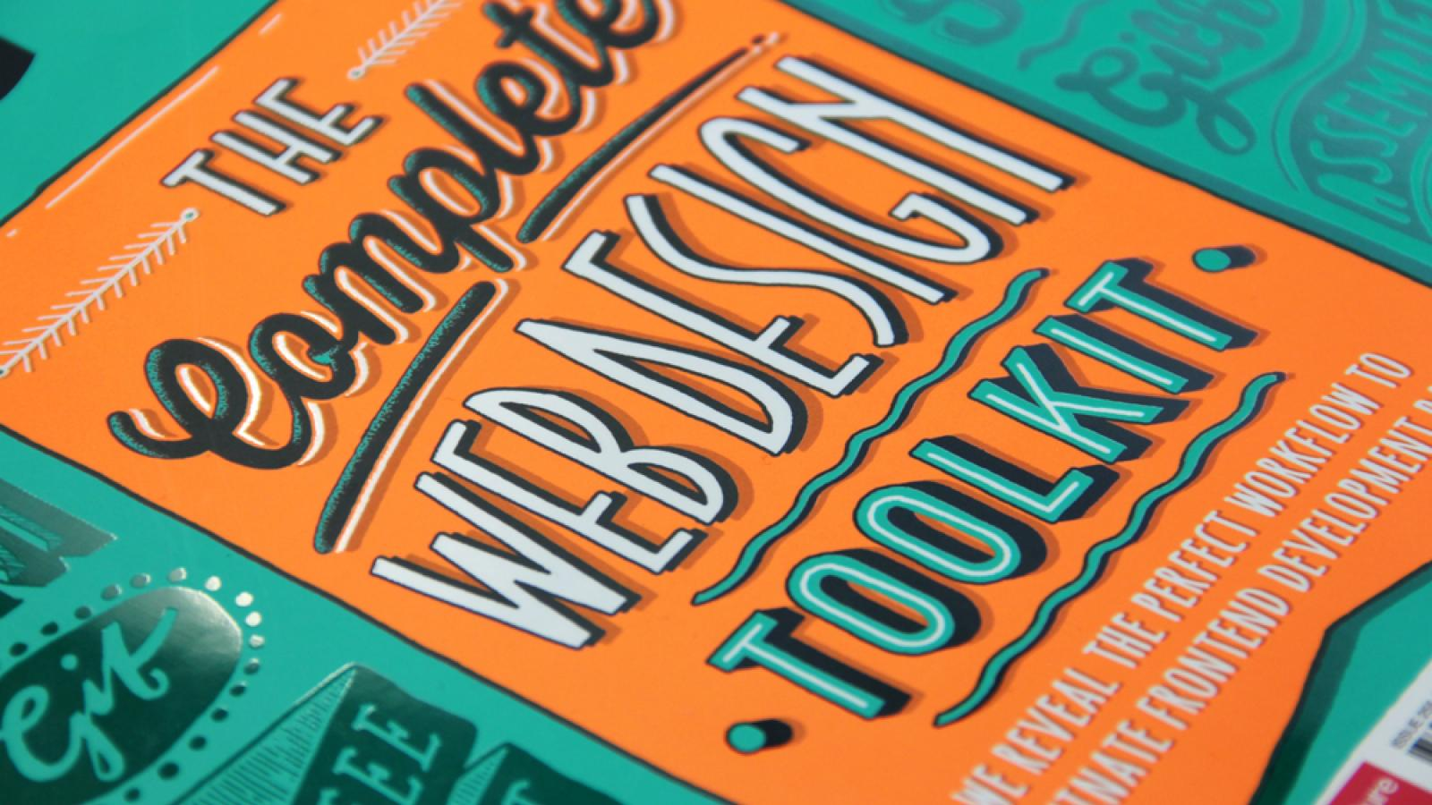 Lettering Works of Tobias Hall