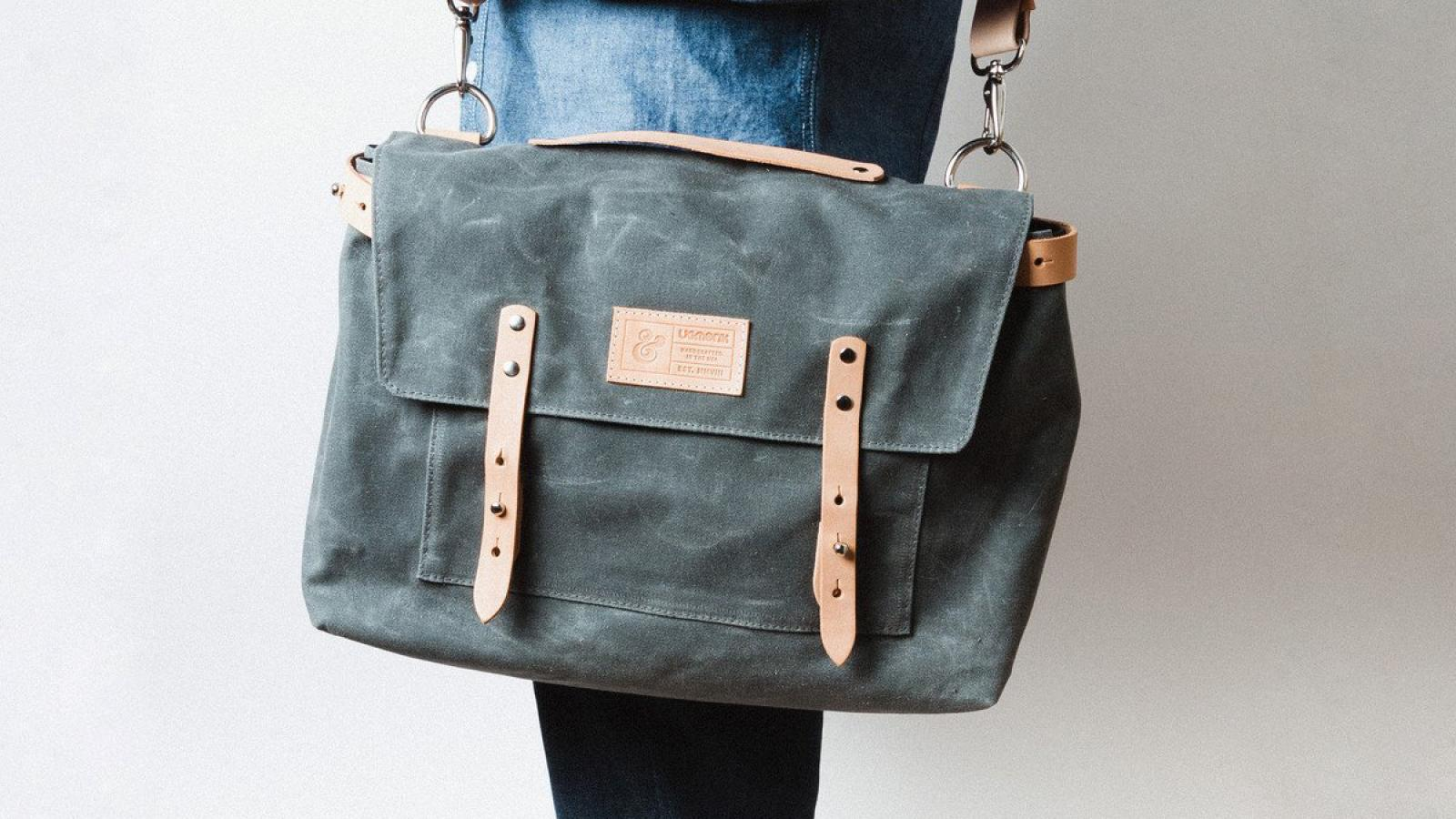 Case Study: Messenger Bag by Ugmonk