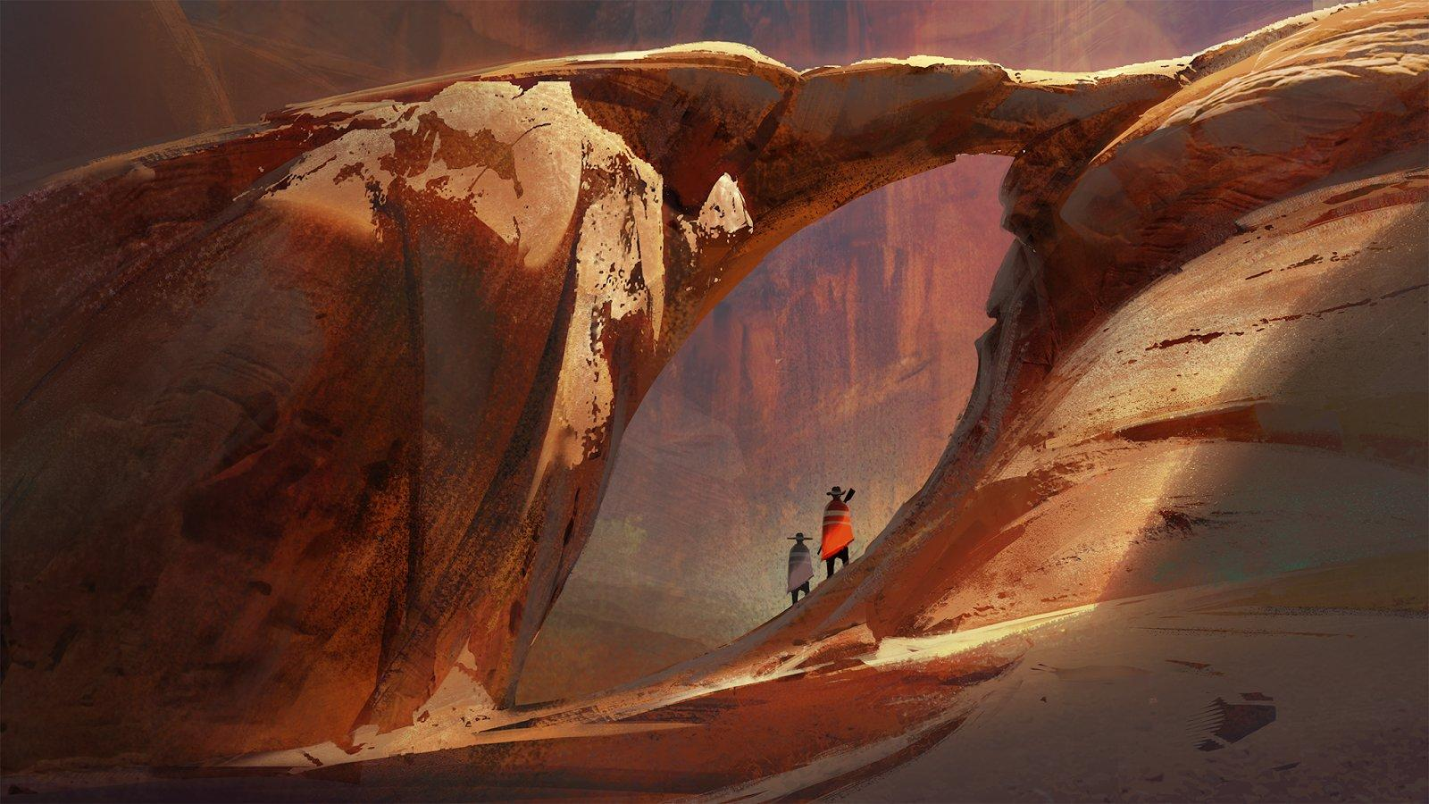 Wicked Concept Artworks by Eytan Zana