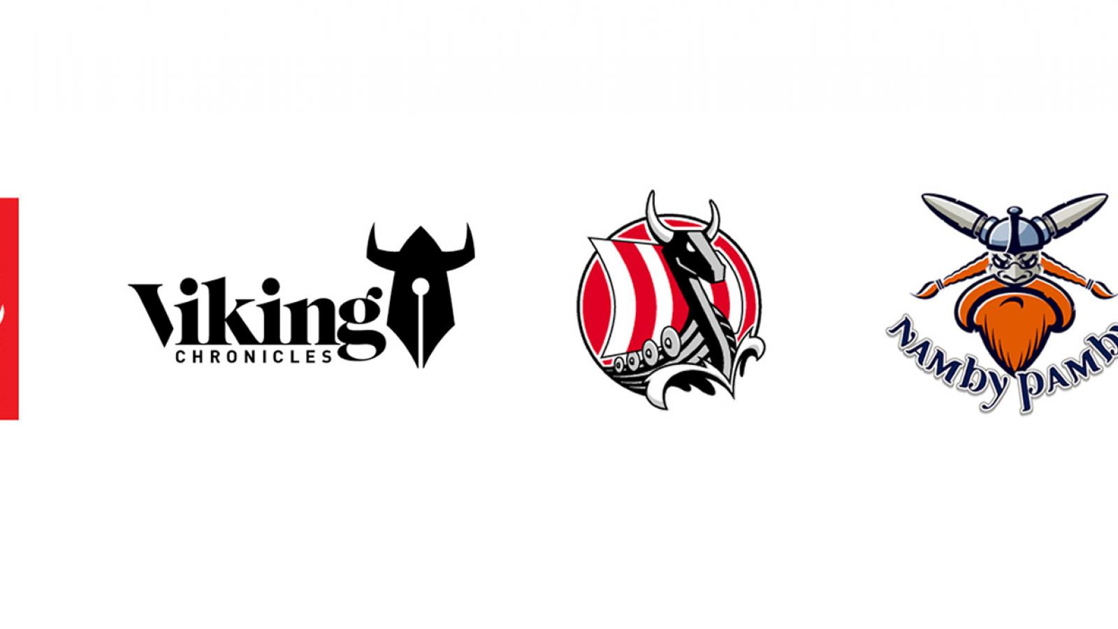 Logo Design: Vikings