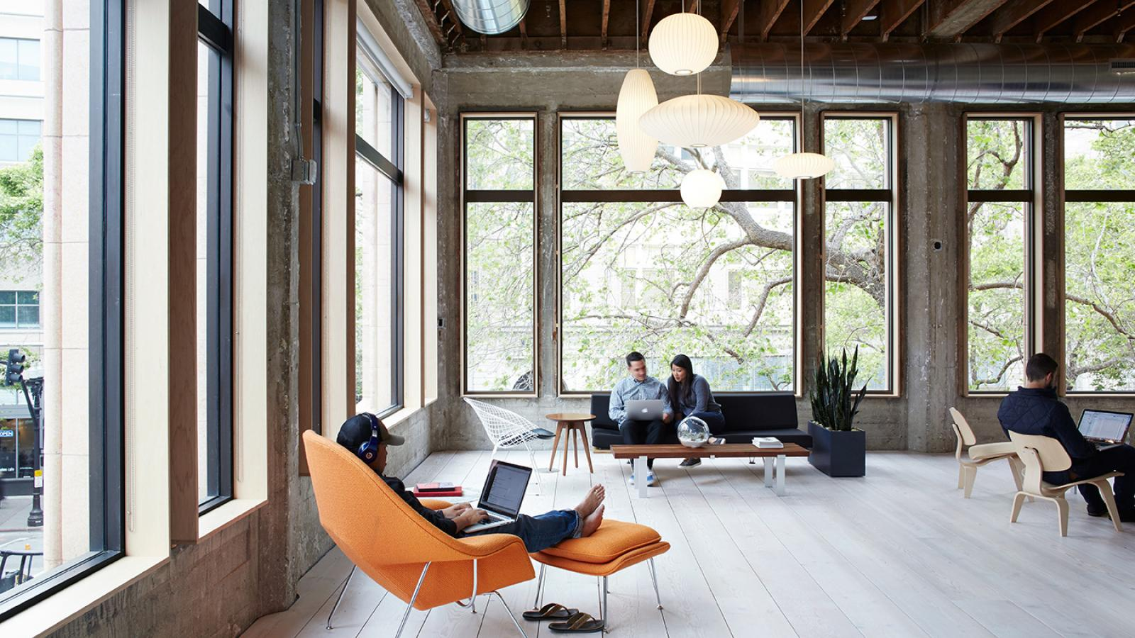 Inside the Offices of VSCO Oakland