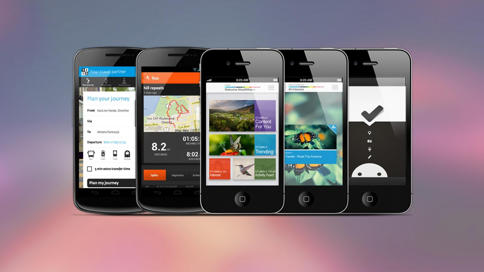 Weekly Apps: Avocado, Strava, 9292 and more