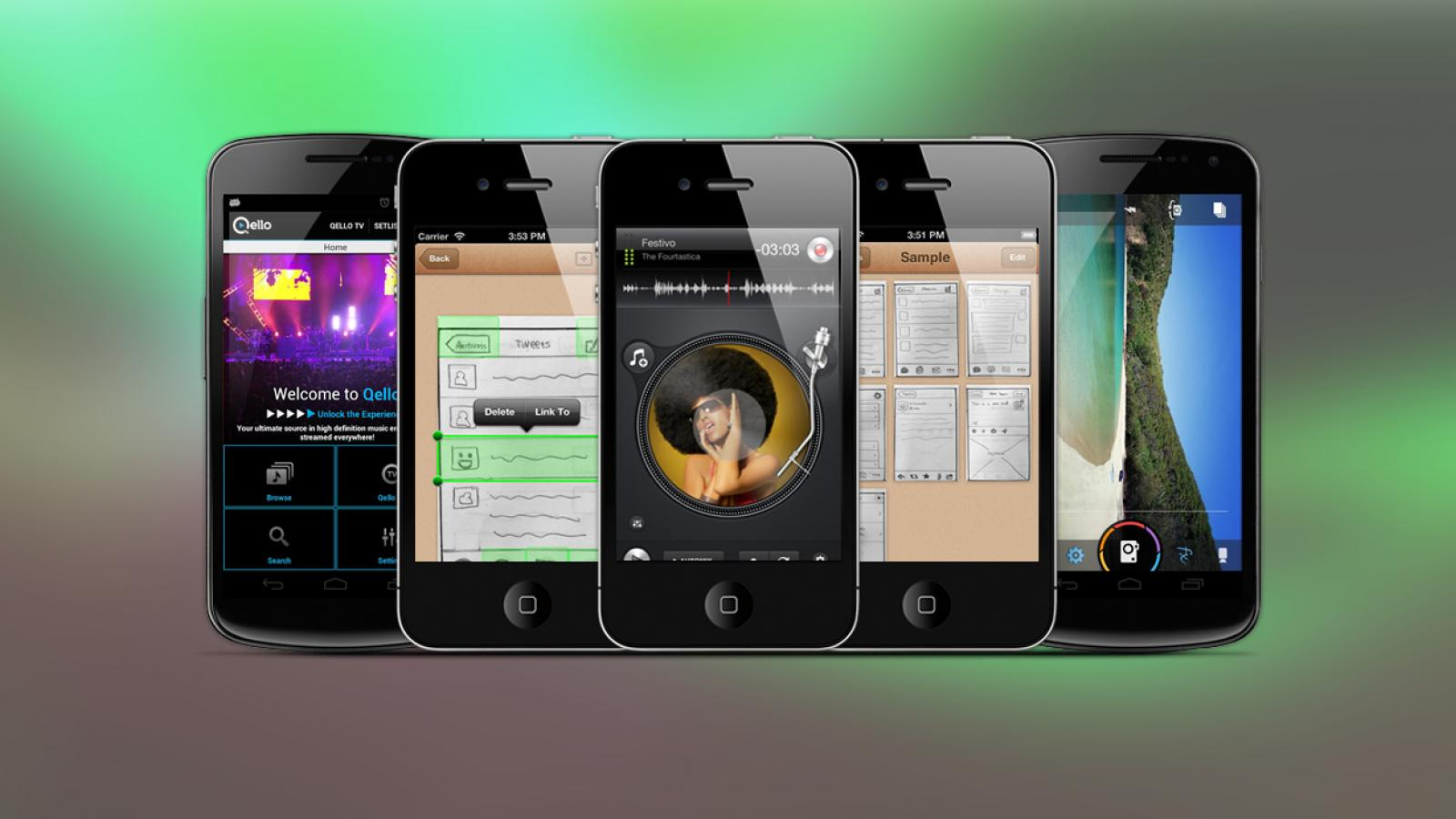 Weekly Apps: Djay, POP, Qello and more