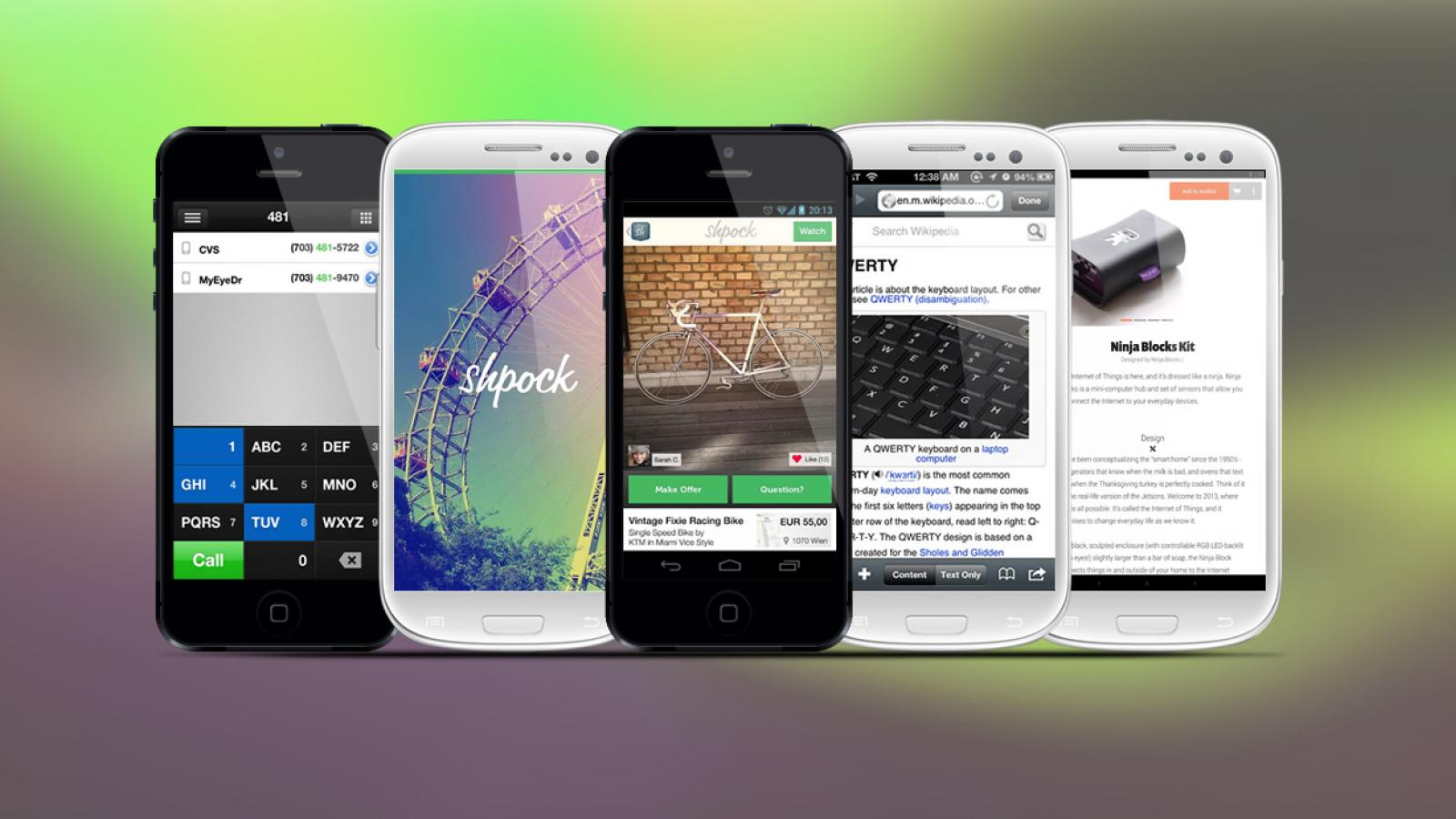 Weekly Apps: Shpock, Writing Kit, Grand St. and more