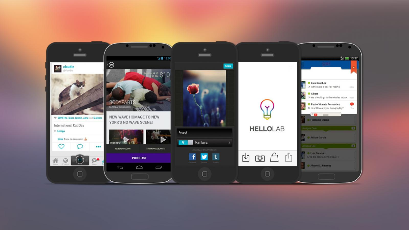 Weekly Apps: WillCall, tadaa 3D, HelloLab and more
