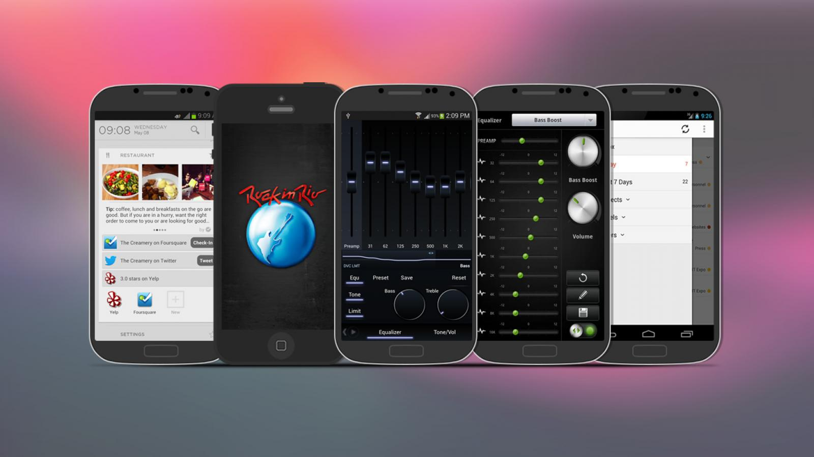 Weekly Apps: Todoist, Rock in Rio, Aviate and more