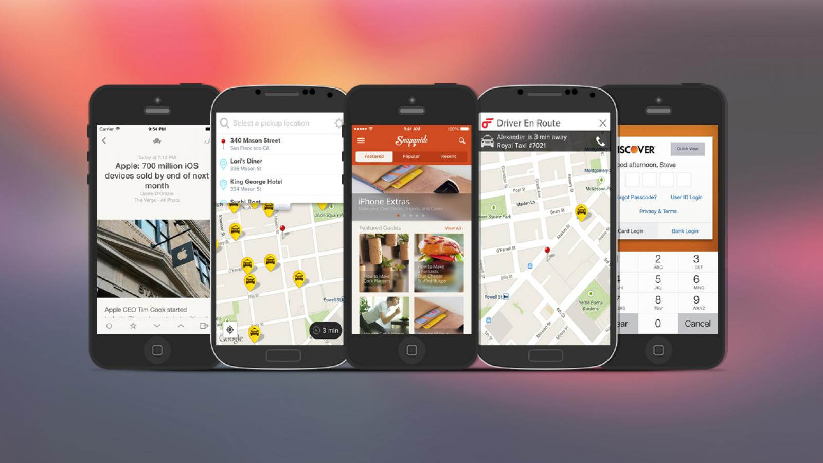 Weekly Apps: Stylappsy, Discover, Flywheel and more