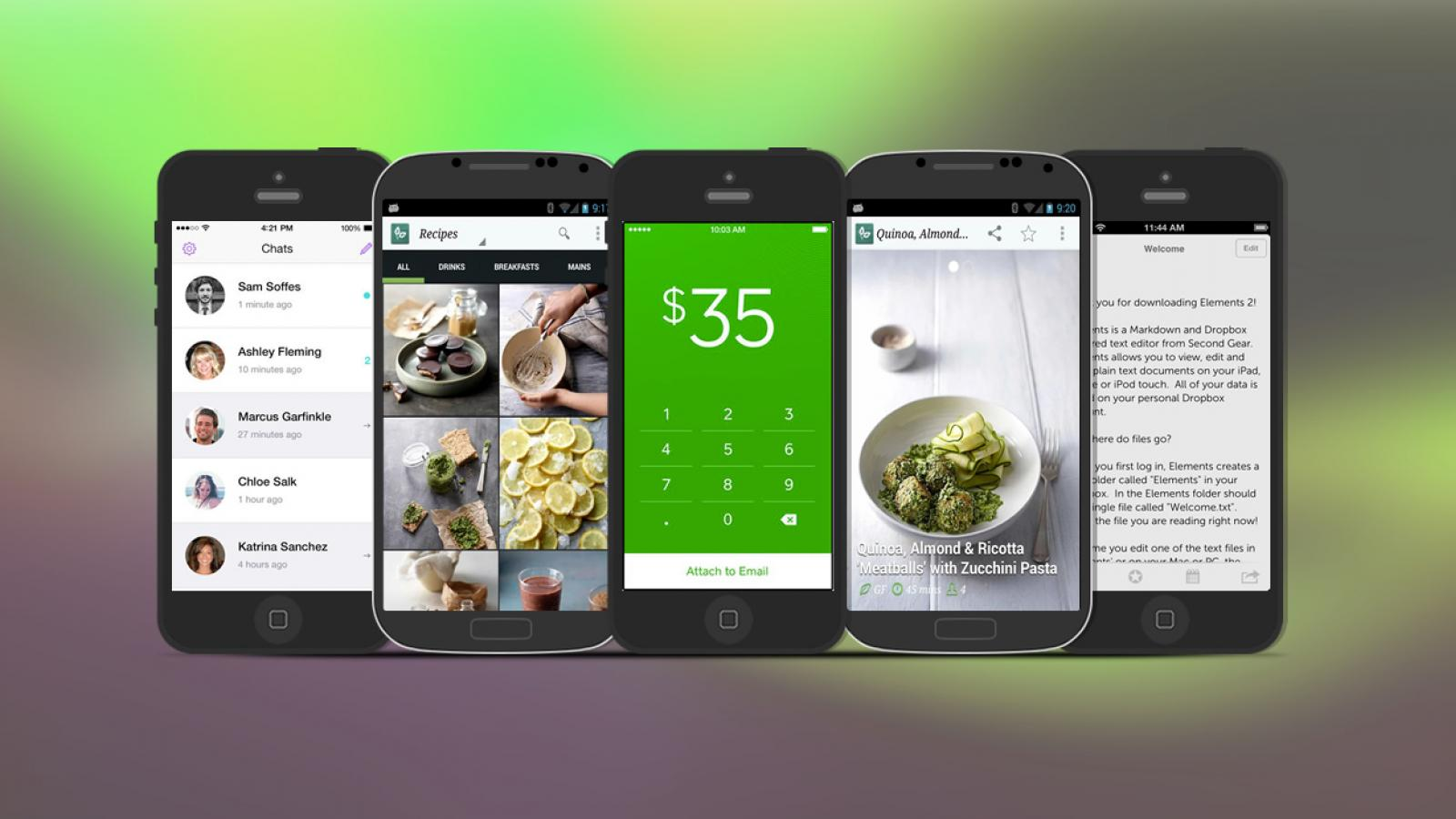 Weekly Apps: Skim, Square Cash, Sleep Cycle and more