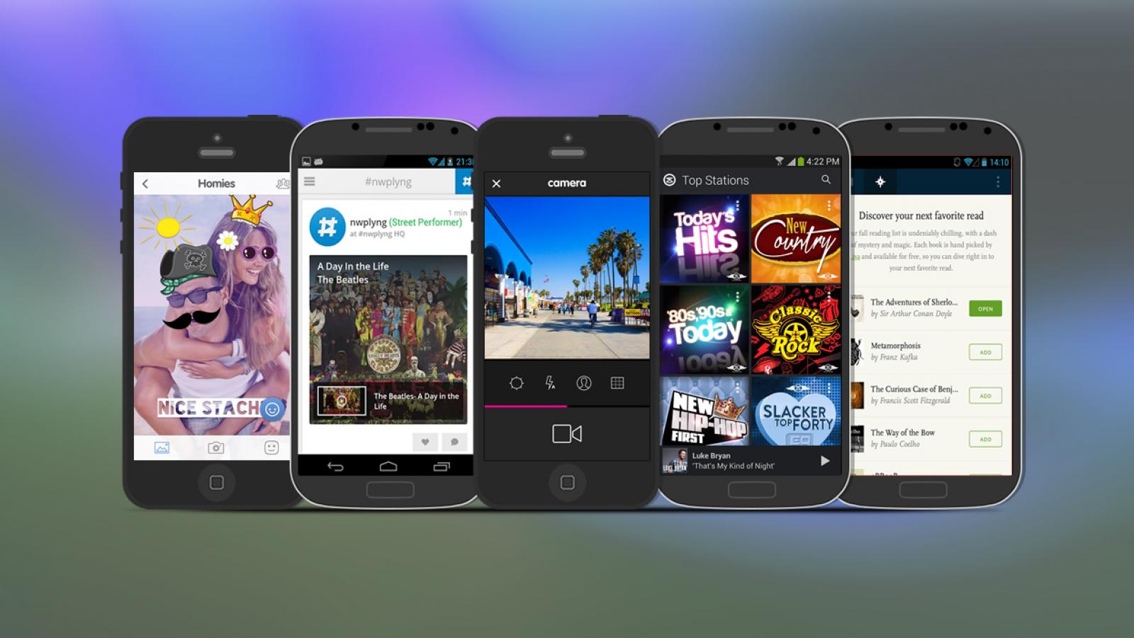 Weekly Apps: Epic, Readmill, Clique and more