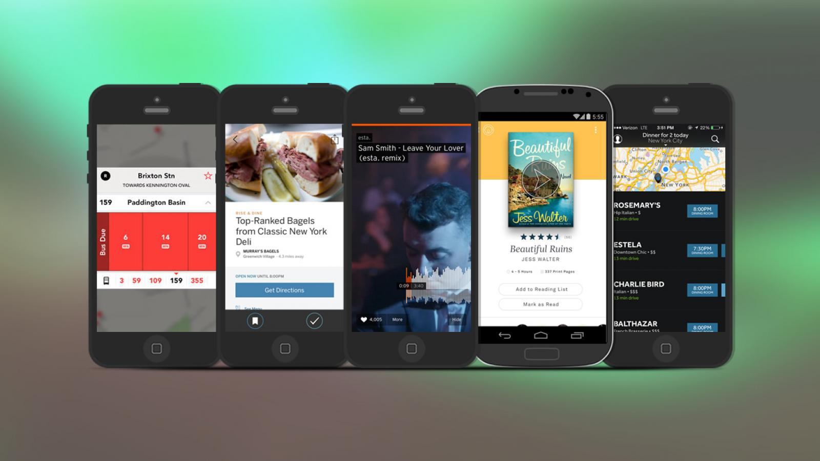 Weekly Apps: Sosh, SoundCloud, Resy and more
