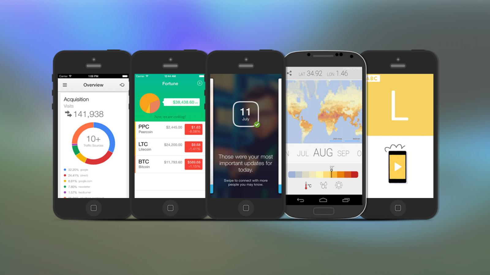 Weekly Apps: Fortune, Drawnimal, Climatology and more