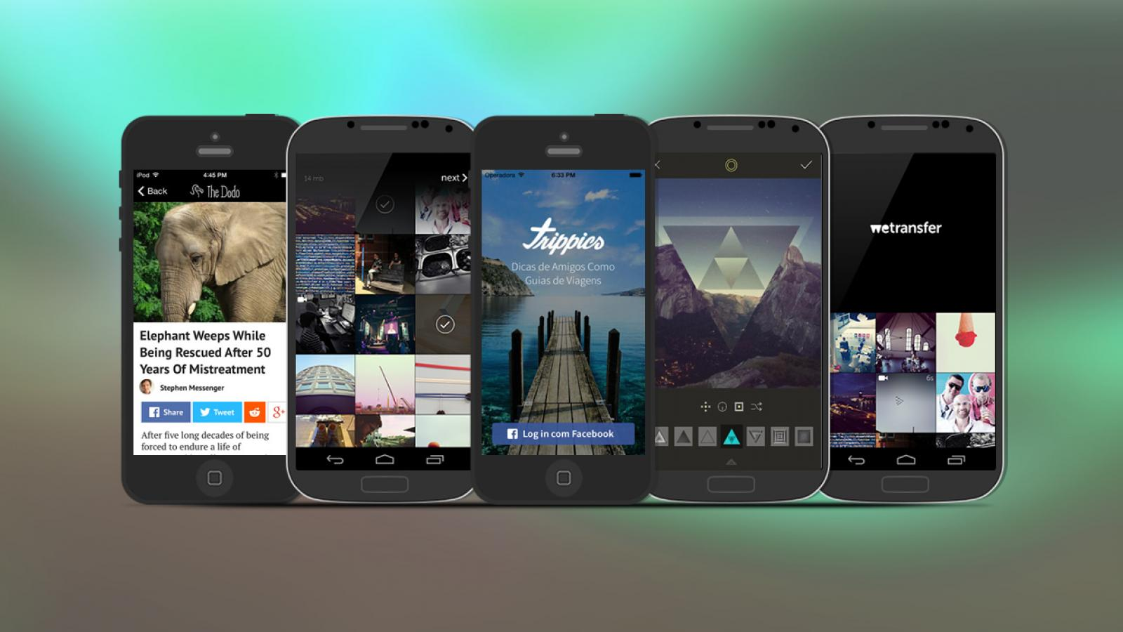 Weekly Apps: Fragment, WeTransfer, Humin and more