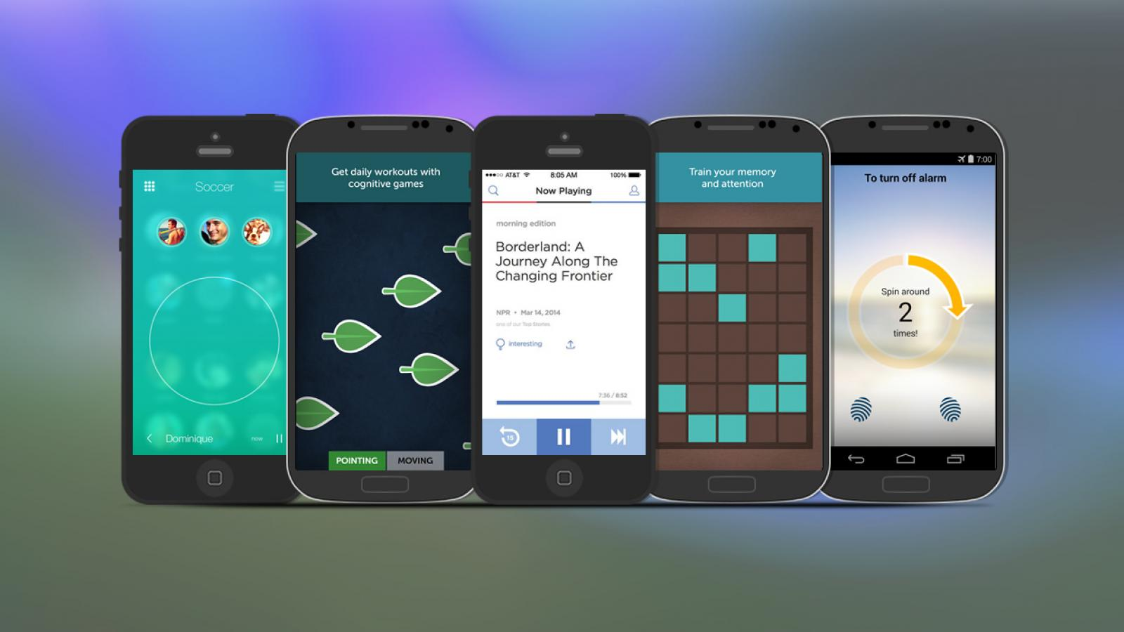 Weekly Apps: Lumosity, ChitChat, Kimd and more