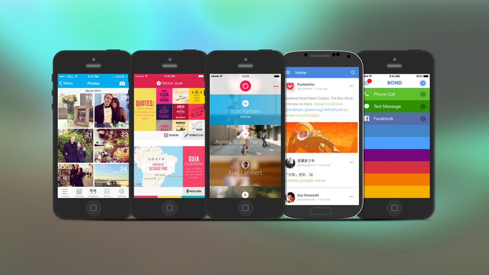 Weekly Apps: Qik, Petite Jolie, Bond and more