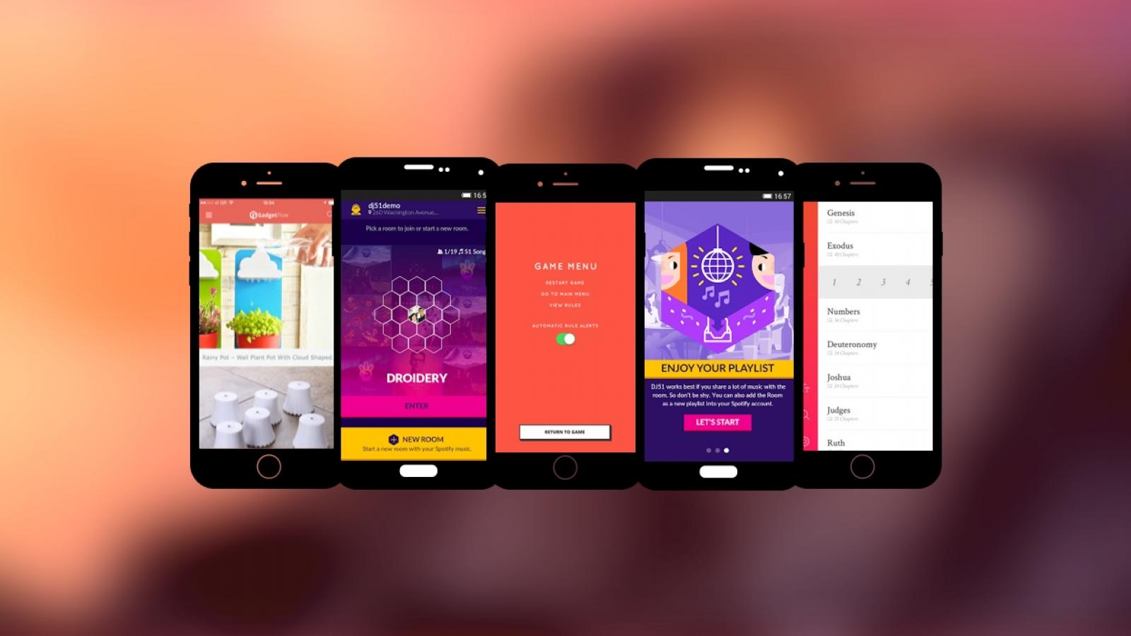 Weekly Apps: NeuBible, Periscope, DJ51 and more