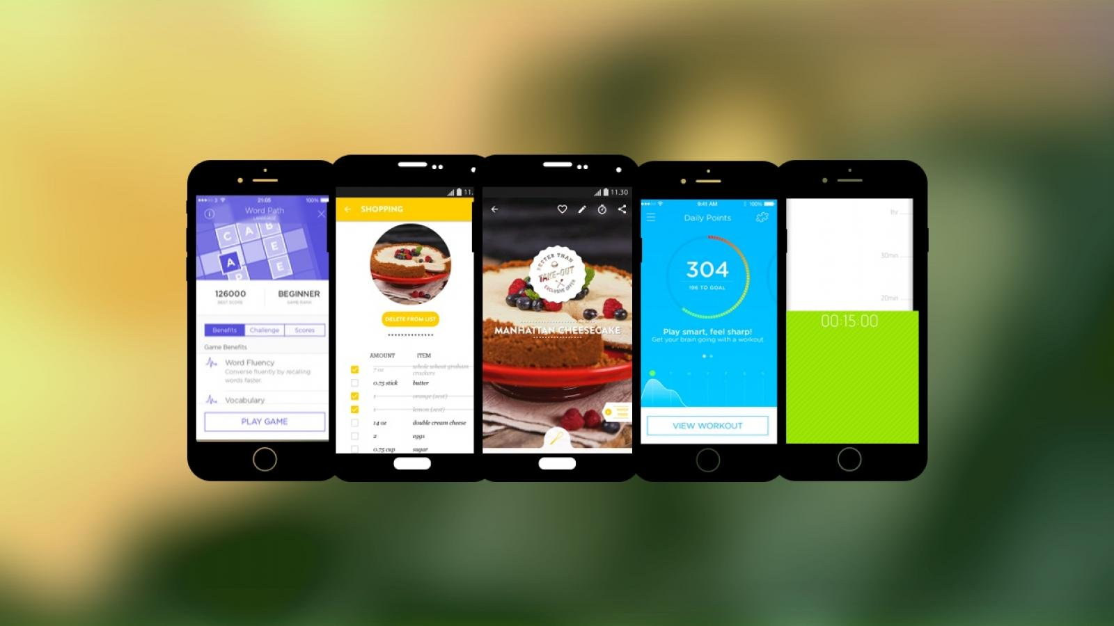 Weekly Apps: Peak, Kitchen Stories, Medium and more