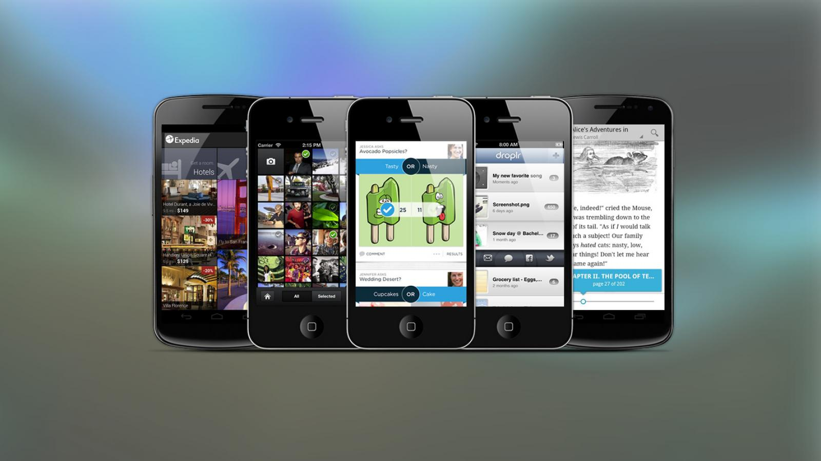 Weekly Apps: Droplr, Polar, Expedia and more
