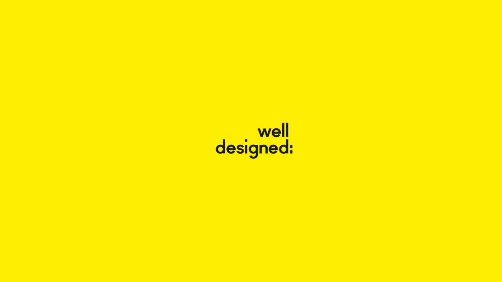 Well-Designed: How to Use Empathy to Create Products People Love