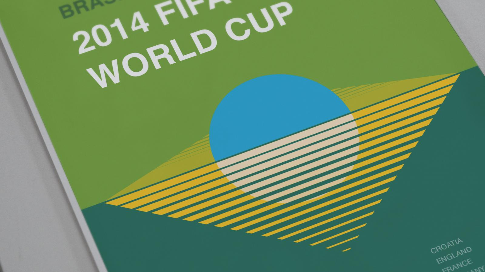 2014 FIFA World Cup Poster