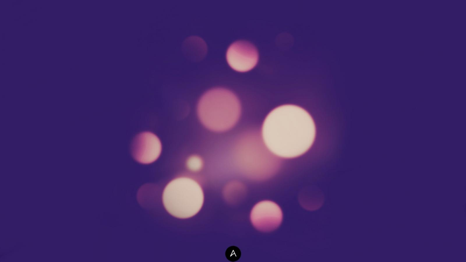 Wallpaper of the Week - Bokeh